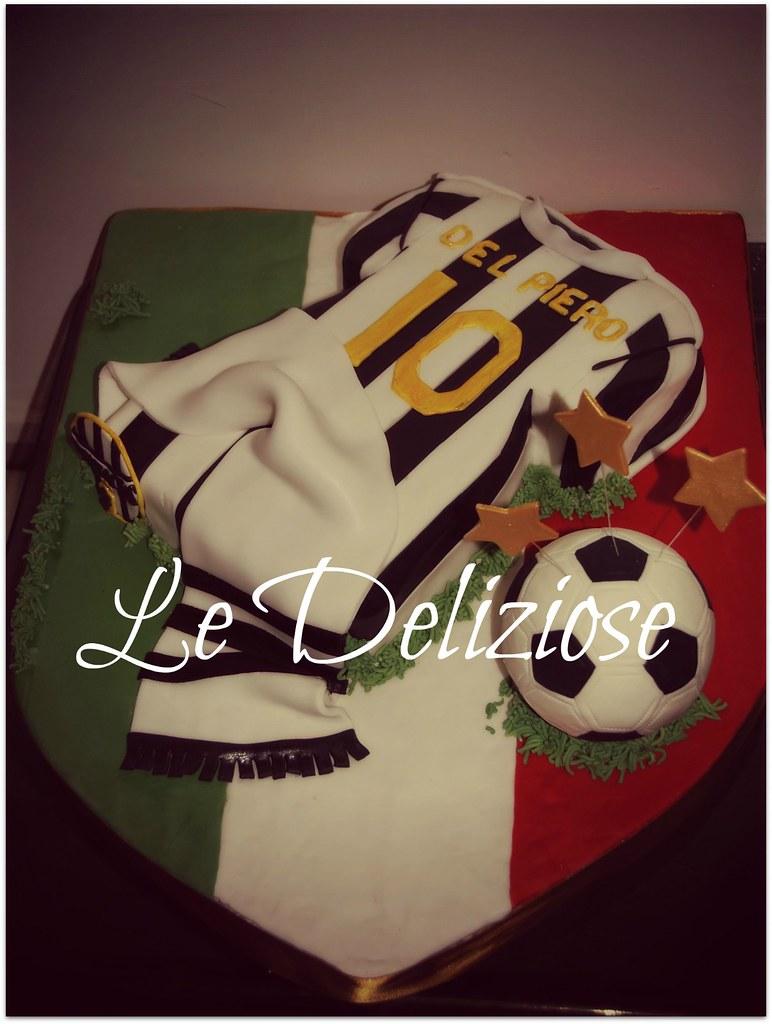 Juventus Cake Chiara Laura Flickr