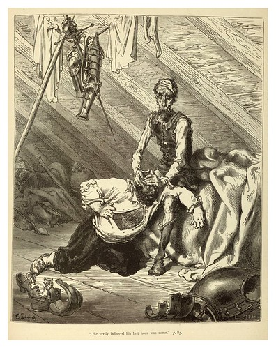 007-The History of Don Quixote-1864-1867-Gustave Doré- Texas A&M University Cushing Memorial Library