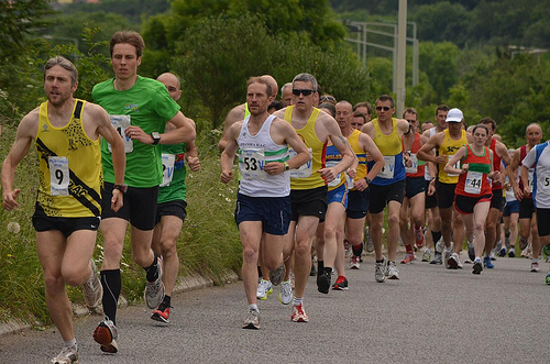 Stage 19 of 2012 Welsh castles relay