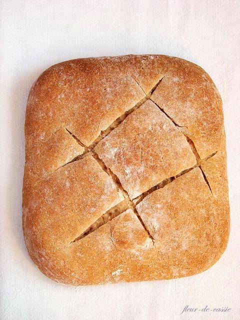 хлеб с медом и лавандой 2
