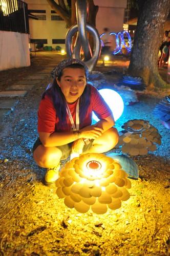 Luminance! Festival 2012 - Singapore 1st Youth Light Festival