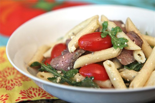 Steakhouse Pasta Salad