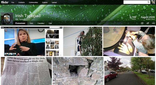 New Look Flickr