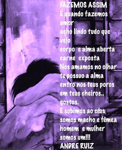 FAZEMOS ASSIM by RUIZ POETA