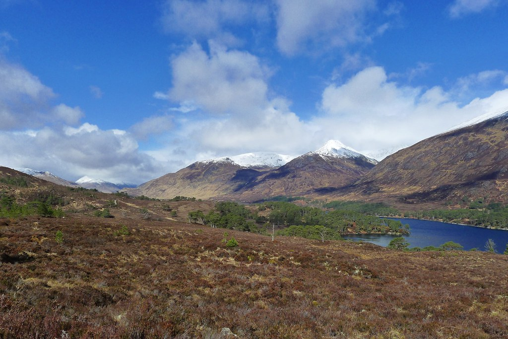 Mountains of Affric