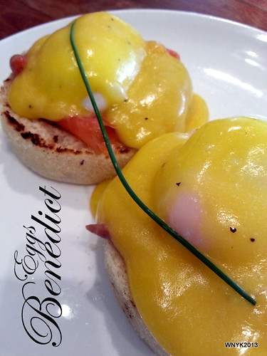 Eggs Benedict by williamnyk