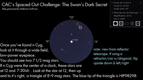 Finding the swans dark secret map 2