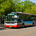 [Buses in Beijing]青年尼奥普兰 Youngman Neoplan JNP6120G-1 (2nd-batch) 北京公交集团 BPT #93040 Front-left at The Summer Palace Bus Stop