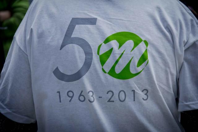 MIBA kooperatiba 50