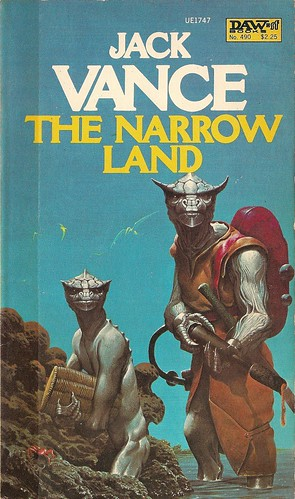 Jack Vance - The Narrow Land (DAW 1982)