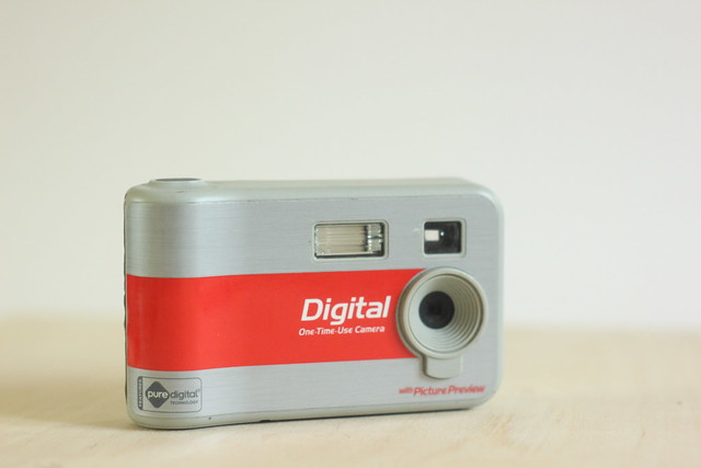 cvs digital one time use camera