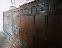 18th Century paneling