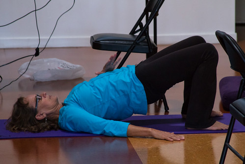 Bridge Pose (Setu Bandha Sarvangasana)