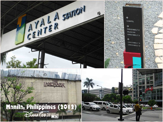 Day 6 - Philippines Ayala Center Station & Shopping Malls