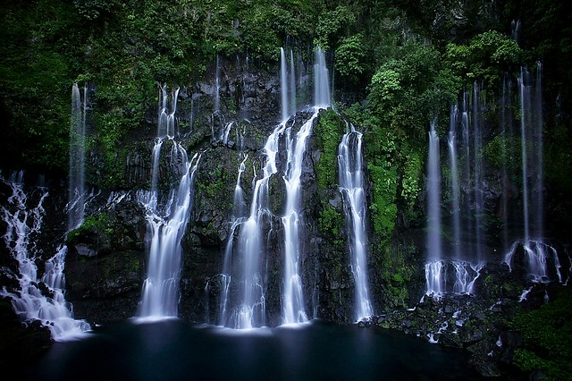 Wasserfälle La Réunion