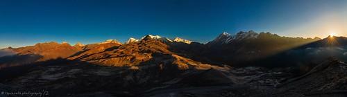 Kanchendzonga Sunrise