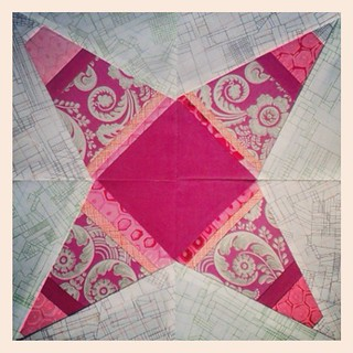 Block #11, Summer Sampler Series, Rocky Road To Kansas.