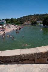 playa artificial,san nicolás del puerto, playa, orilla