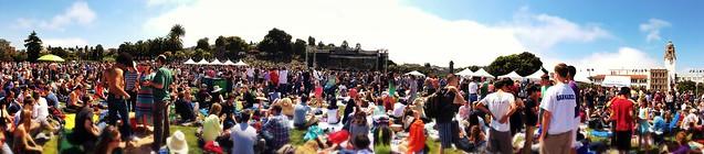 The San Francisco Symphony at Dolores Park