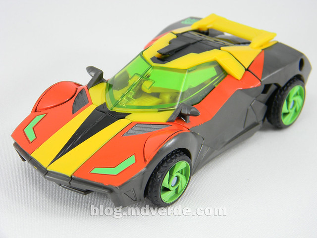 Transformers Dead End - Prime RID - modo alterno