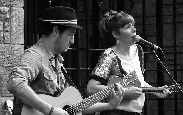 performers on the Mile 01