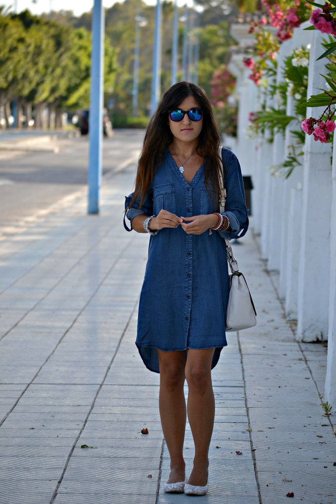 HYM DENIM DRESS 2