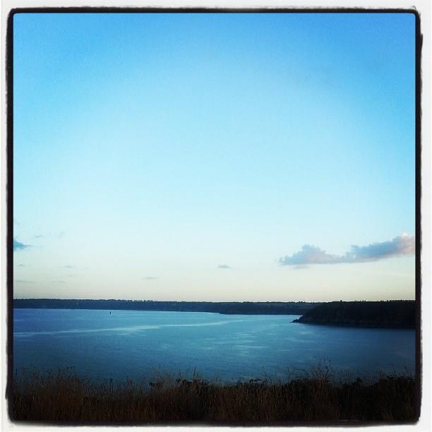 ♡ Coucher de soleil à la pointe de minard ♡ je ne me lasse pas de ma Bretagne qui me manque defois.   #bretagne #paimpol #france #bzh #vacances