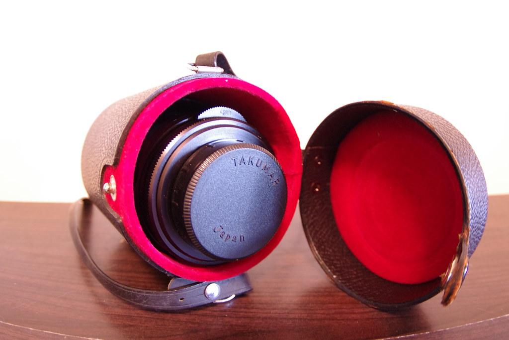 [開桶]大姑媽 135/2.5 M42老鏡
