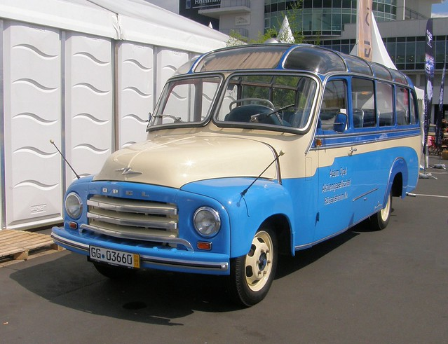 opel blitz bus n rburgring flickr photo sharing. Black Bedroom Furniture Sets. Home Design Ideas