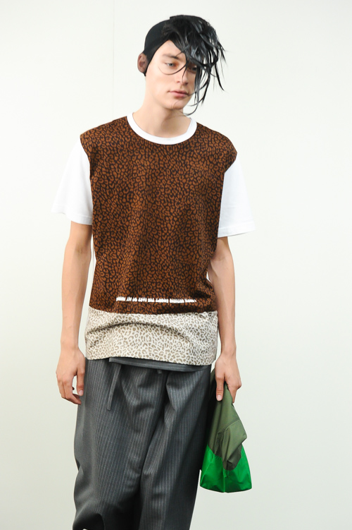 Jaco Van Den Hoven3389_SS14 Tokyo GANRYU(Fashion Press)