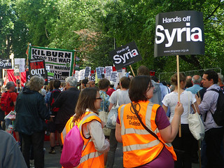 Hands Off Syria !
