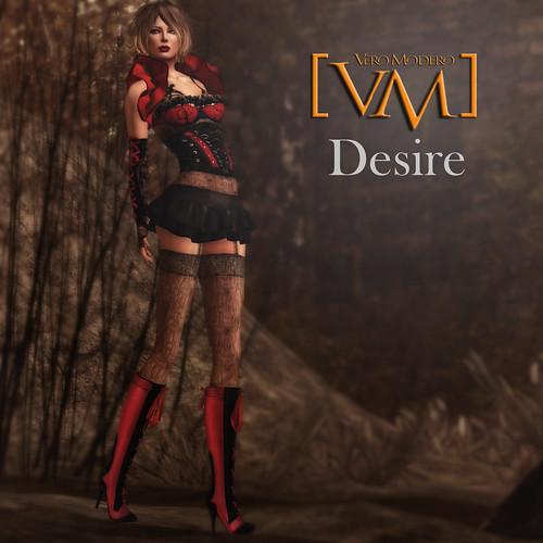 [VM] VERO MODERO  Desire Corset vendor