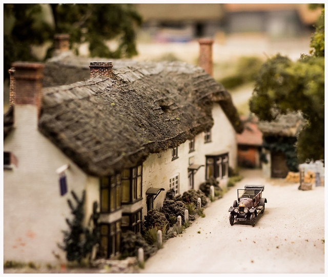 Pendon-39 | Pendon Museum Of Miniature Landscape | By Flicktone | Flickr - Photo Sharing!
