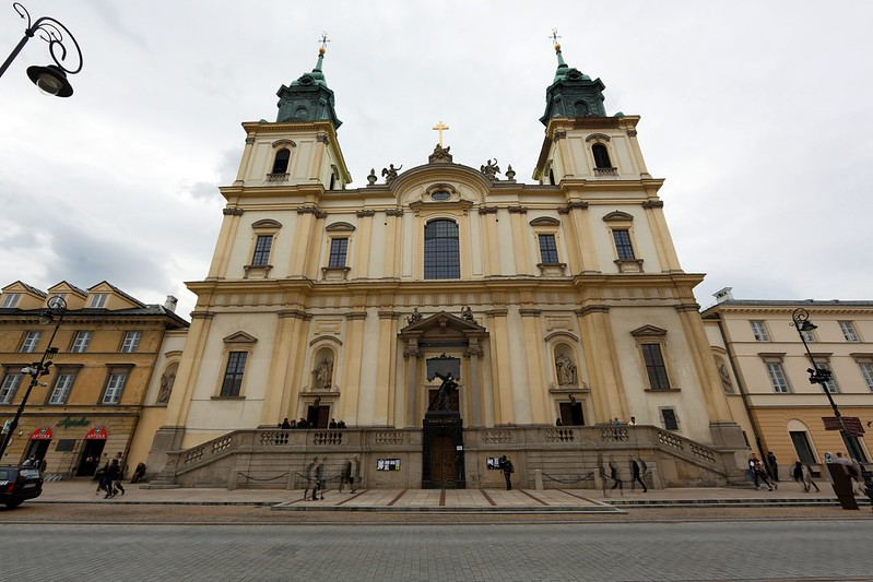 Image result for holy cross church warsaw inyourpocket