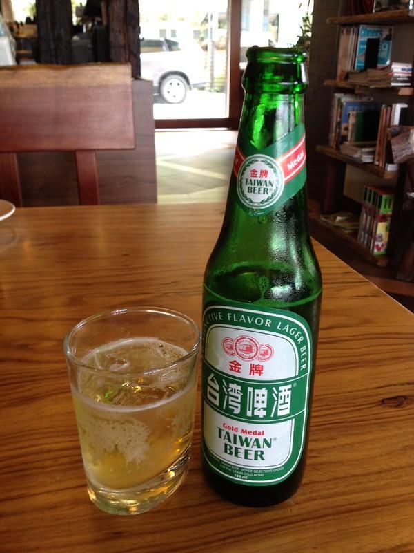 氷入り台湾ビール by haruhiko_iyota