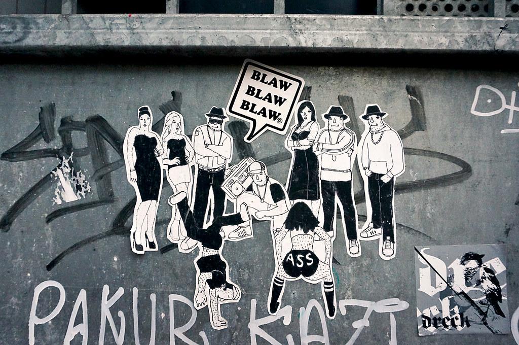 Blaw Blaw Blaw Hamburg