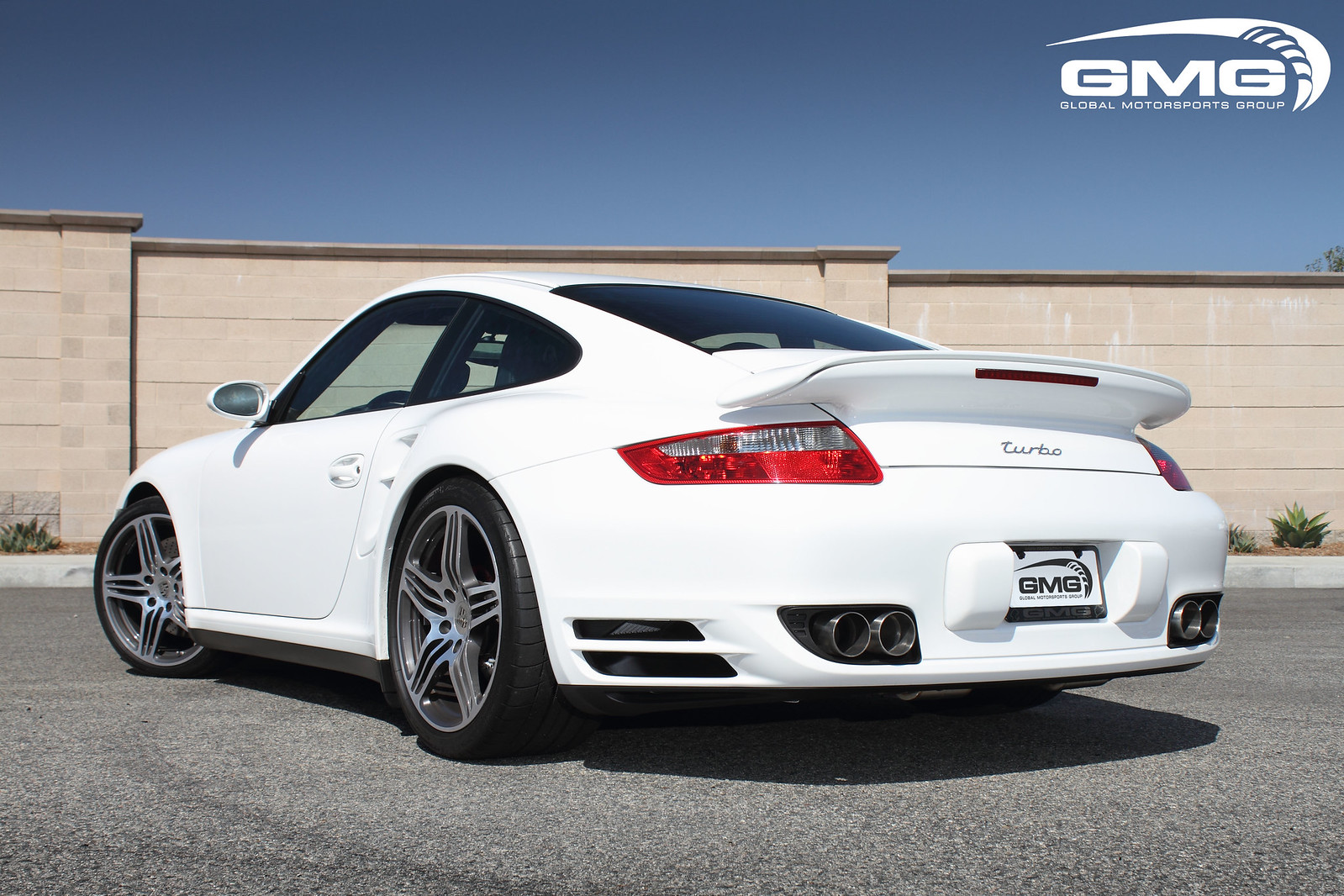 Gmg September Sale Porsche 997 1 Turbo Exhaust Amp Headers