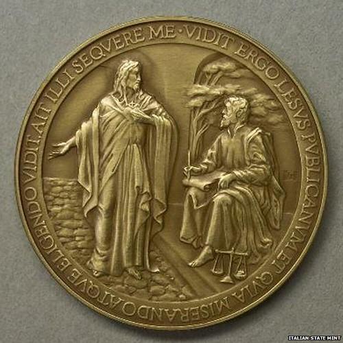 Lesus medal