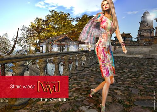 [VM] VERO MODERO Stars wear VM - Lua Vendetta