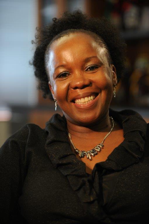 Ms Gugu Ndebele