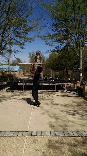 Live Performance at the Greenbelt Mini Maker Faire