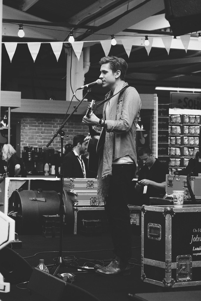 London Coffee Festival music