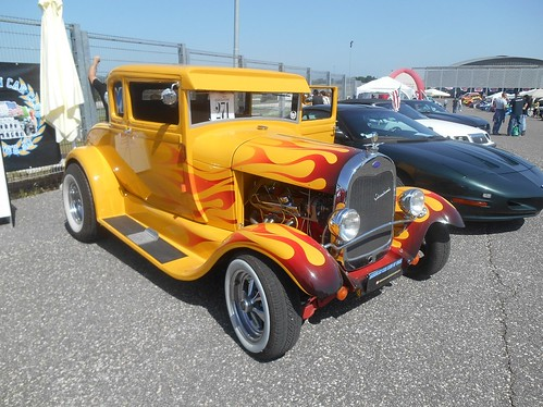 013 Ford model-A 1929 Streetrod