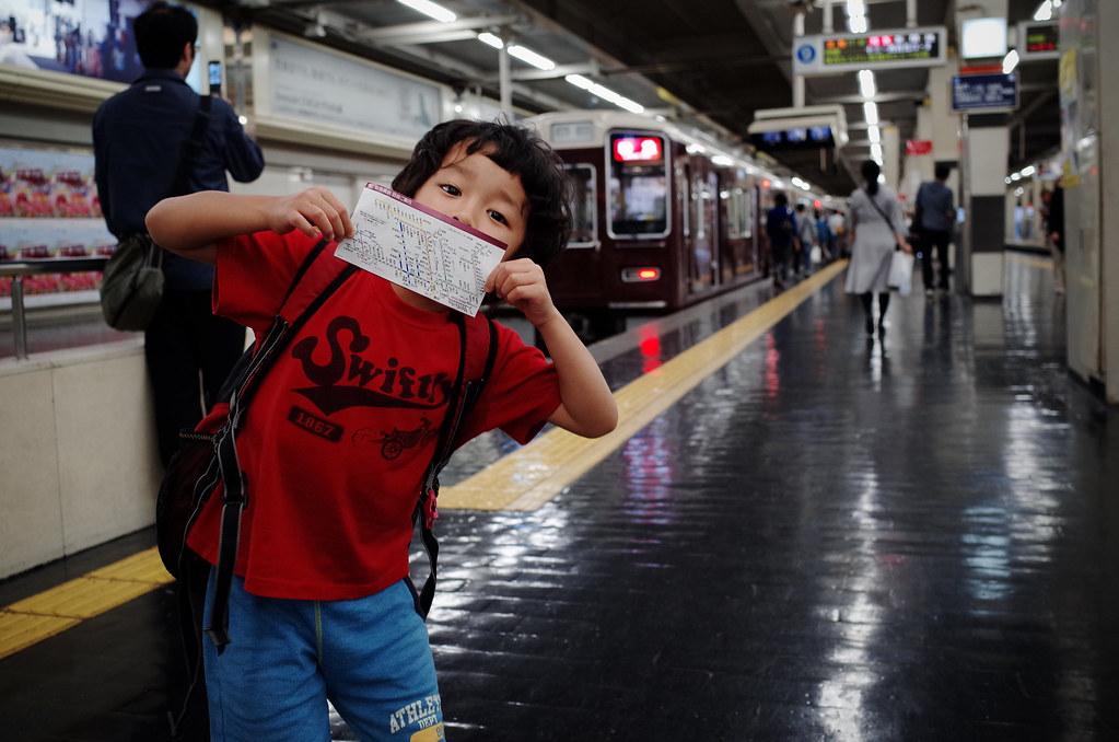 阪急電車乗りつぶし(ほぼ)達成