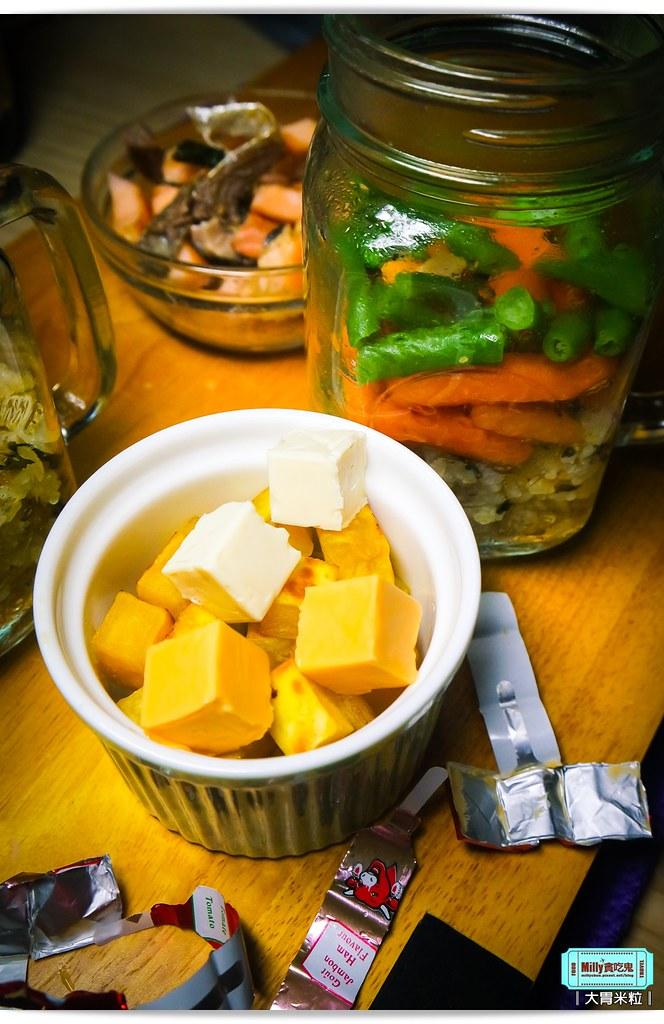 橄欖油x玻璃罐沙拉20022
