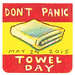 Towel Day by pageofbats