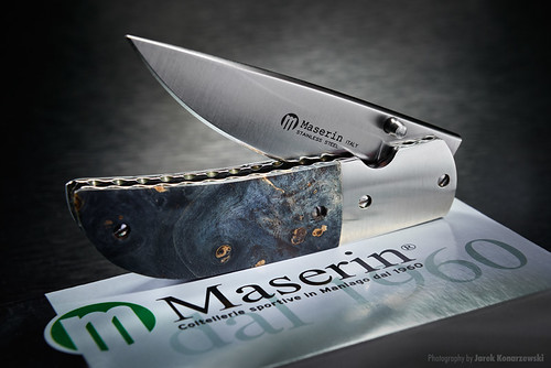 Maserin ATTI 388 gentleman's pocket folding knife