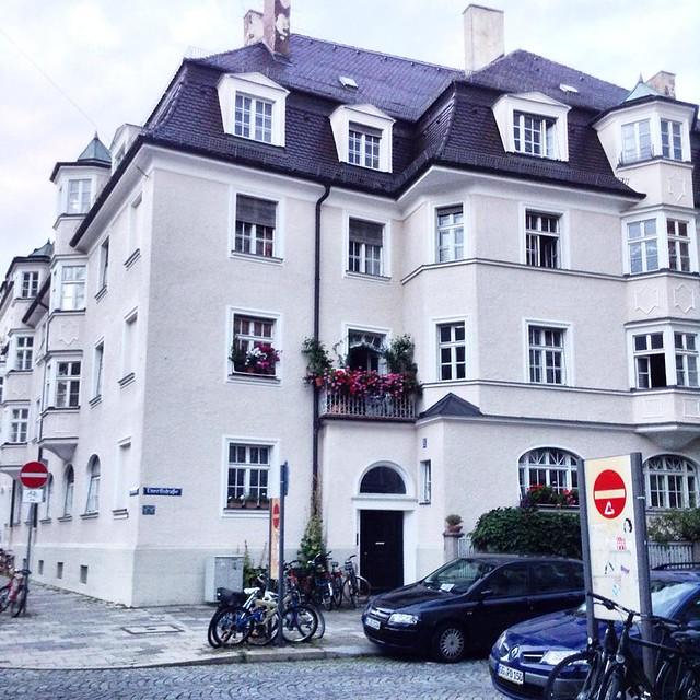 Munich facades