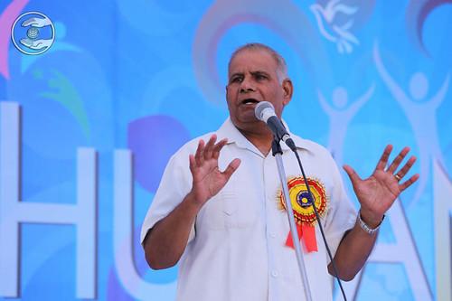 SNM Branch Mukhi, Devinder Bhajani from Mani Majra