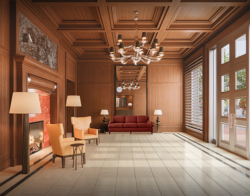 One Dalton Interior